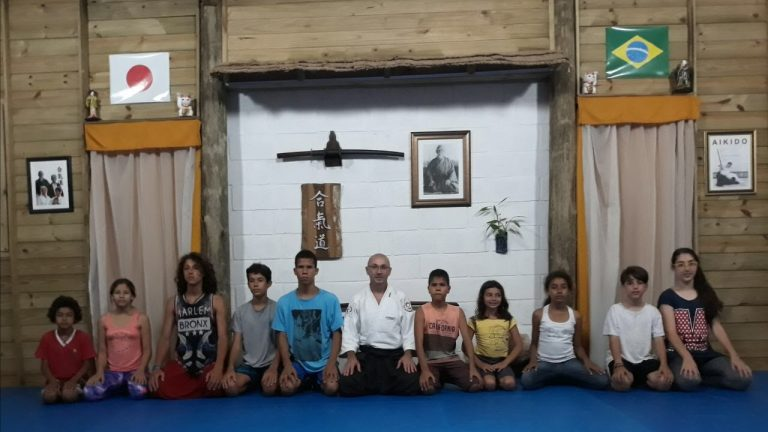 aikido social